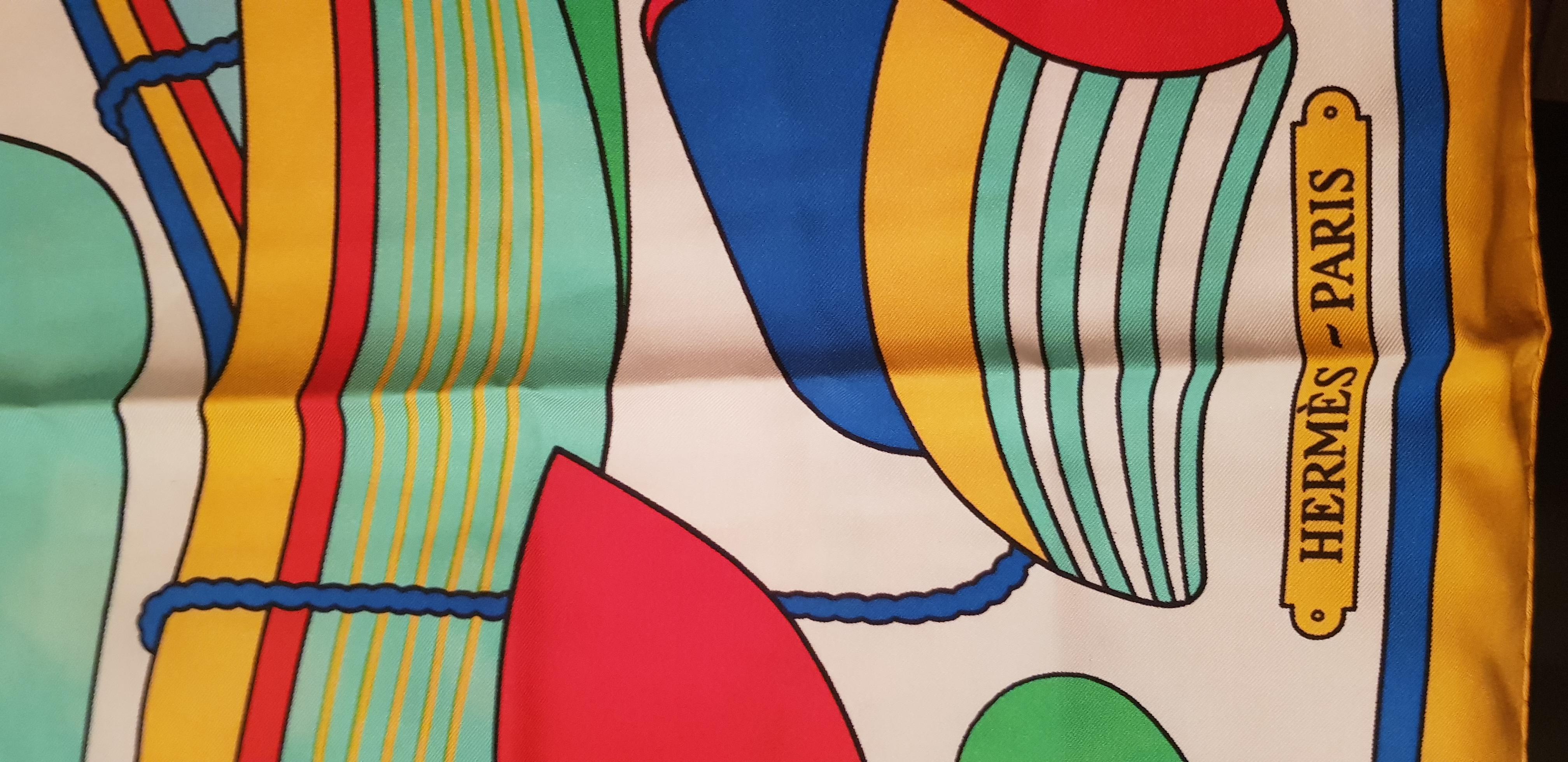 7eda15a7cf5 Foulard Hermès - Occasions-Luxe