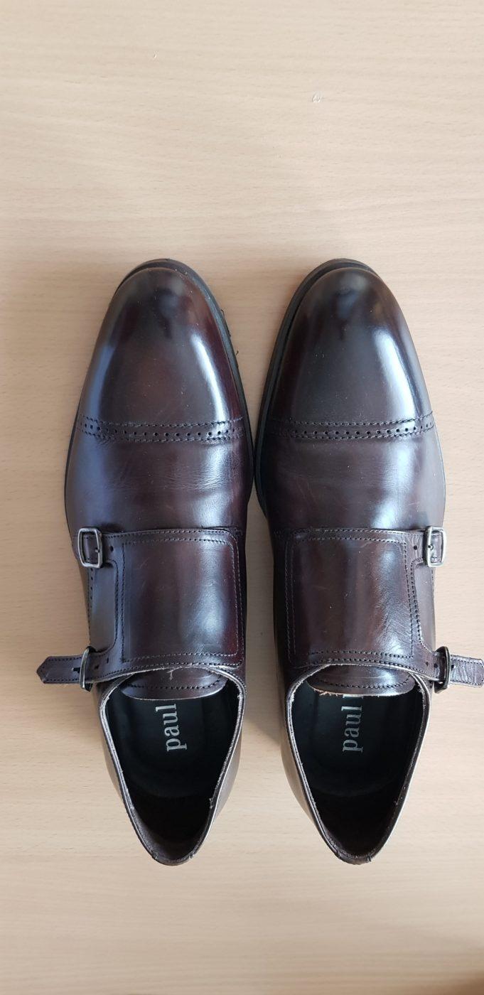 Cuir Luxe Kehl Occasions En Paul Chaussures k8OPn0w