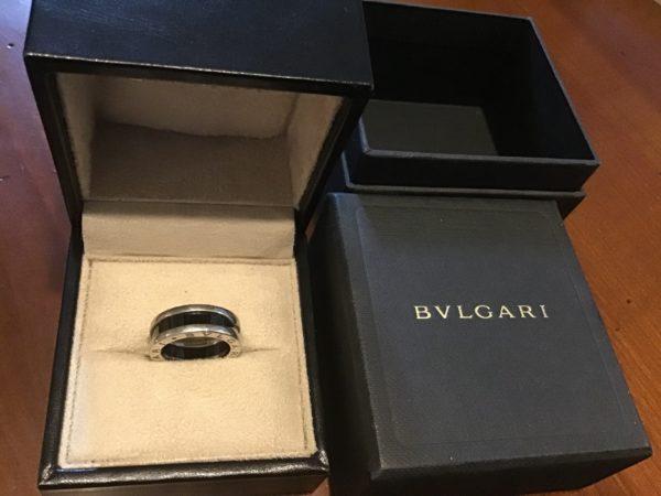 Bague Bulgari