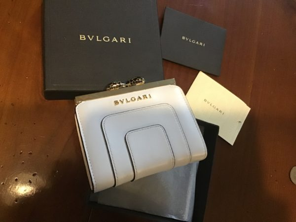 Porte monnaie serpenti mini bulgari