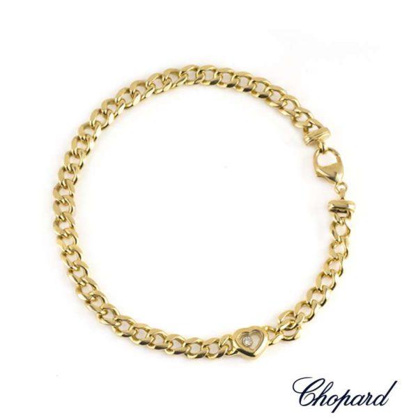 Bracelet chopard HAPPY DIAMONDS