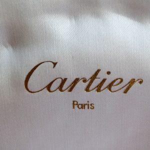 tour de cou Trinity de Cartier