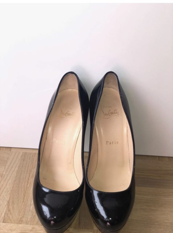 énorme réduction 80ce6 24ef5 Chaussures Louboutin taille 37.5 - Occasions-Luxe