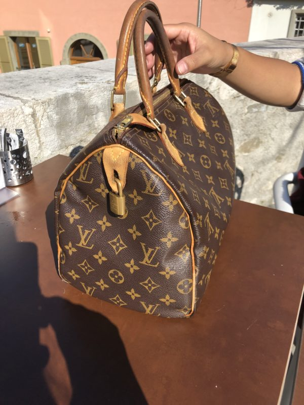 Sac à main Louis Vuitton speedy 30