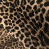 Veste fourrure léopard