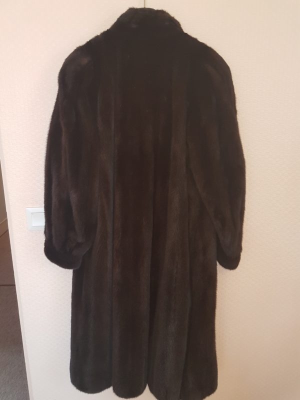 Manteau en fourrure Vison