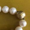 Collier de grosses perles