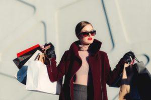 Shopping produits de luxe d'occasion