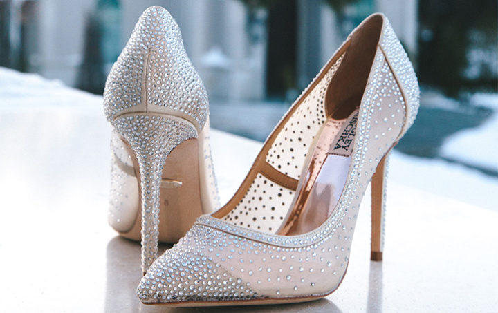 Chaussure occasion luxe