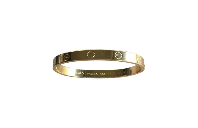 Cartier - bracelet LOVE