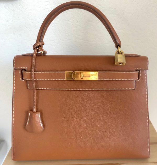 87b2b8ef7466 Sac à main Hermès Kelly - Occasions-Luxe
