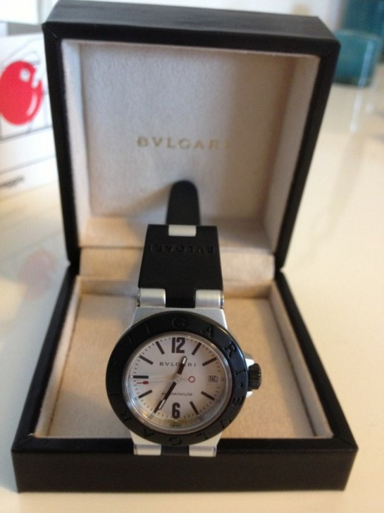 Bulgari Occasions Luxe Montre Femme Montre 0wvNyn8mO