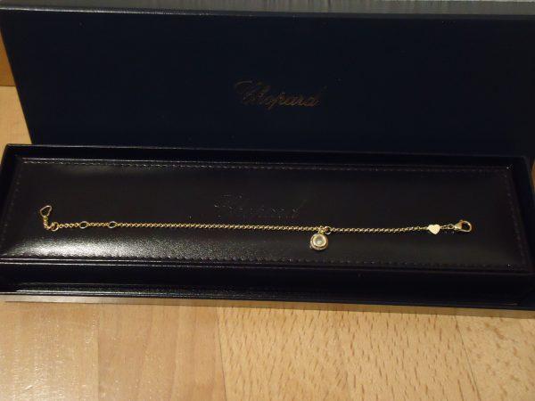Bracelet Chopard happy diamond