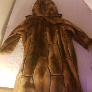 14bfb552f9f ... Manteau de fourrure vison très bon état
