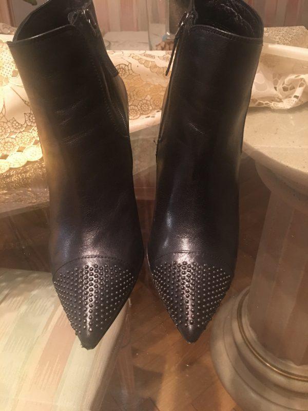 Chaussure bottine 100% cuir